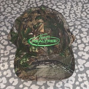 New Real Tree hat